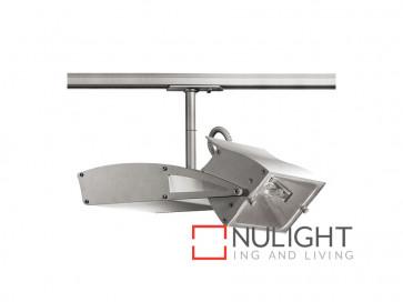 Vibe 3002 Series 70W Silver Track Mounted Interior Spot Light VBL