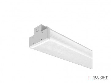 2x36W Diffuser Batten and Magnetic Ballast with Flex and Plug VBL