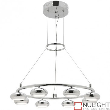 Indy 8 Light Round Pendant COU
