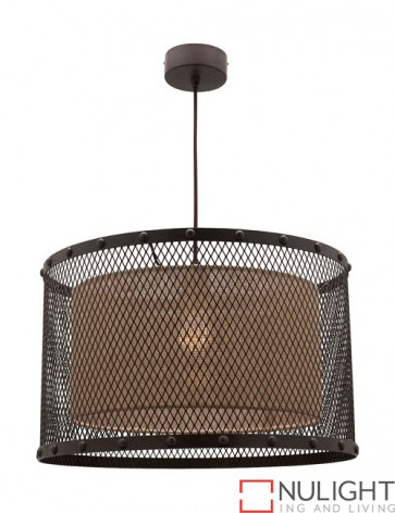Java 1 Light Large Pendant COU