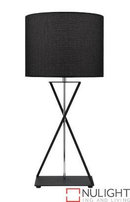 Karl Table Lamp Black COU