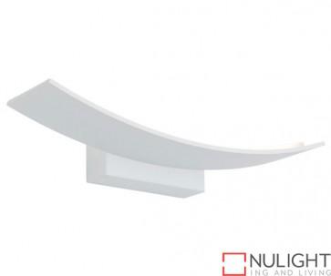 Larz 12W LED Wall Light White COU