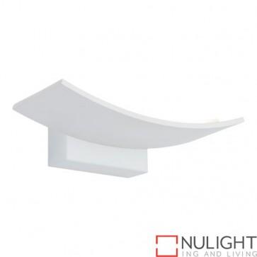 Larz 6W LED Wall Light White COU