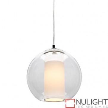 Laurent 1 Light Small Pendant COU