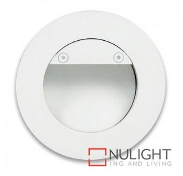 Round Step light Led White ASU