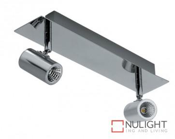 Spotlight Led 2X3W  Chrome LSLN Series ASU