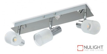 Spot Led Bar 3 Chrome LSLT Series ASU