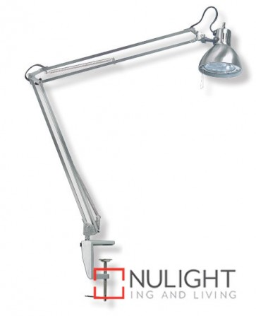 Equipoise Halogen 35W Satin Chrome ASU
