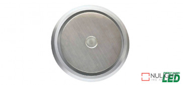 "LARIVEE 200 - 8"" Round Exhaust Fan with LED included - Stainless Steel Finish VTA"