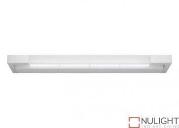 Lynx 16W LED Vanity Light Aluminium COU