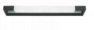 Lynx 16W LED Vanity Light Black COU