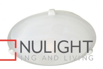 Astro 2 Light Ceiling Flush White MEC
