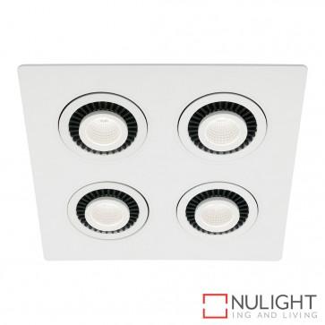 Stark 4 Light LED Spotlight 3000k MEC