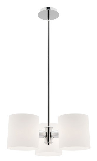 Delaware 3 Light Pendant Mercator Lighting