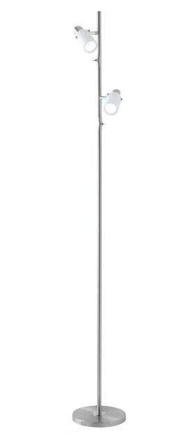 Lighting australia detroit two light floor lamp in brushed chrome detroit two light floor lamp in brushed chrome mercator lighting aloadofball Choice Image