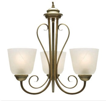 Donovan Three Light Pendant Mercator Lighting