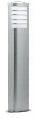 Elco 80 cm Cast Oval Post Garden Light Mercator Lighting