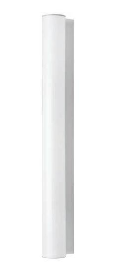 Luke 14W Wall Bracket in Polished Chrome Mercator Lighting