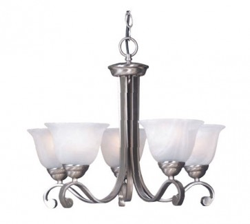 Milton Five Light Pendant Mercator Lighting