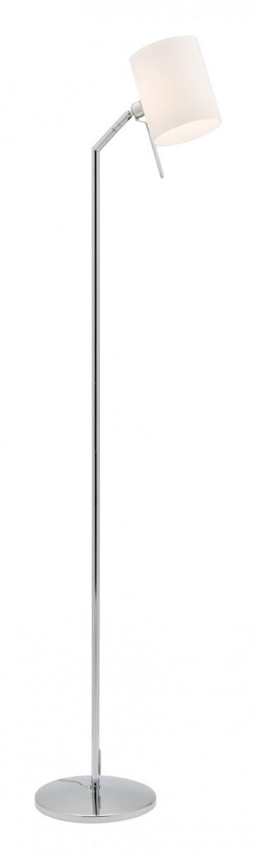 Twiggy Halogen Floor Lamp in Chrome Mercator Lighting