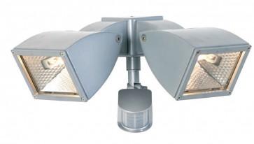 Zone Two Sensor Halogen Floodlight Mercator Lighting