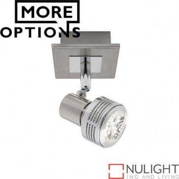 Mercury 1 Light Spot LED 7W Dim COU