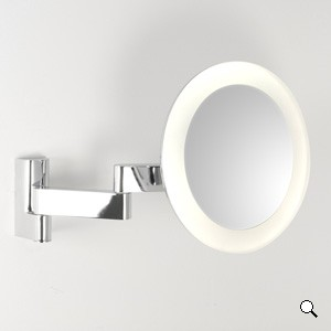NIIMI ROUND Bathroom Magnifying Mirrors 0760 Astro