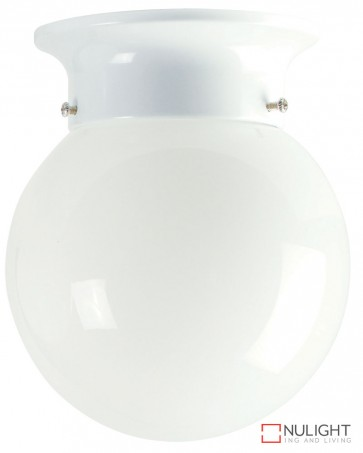 15Cm Jetball Batten Fix Opal - White ORI