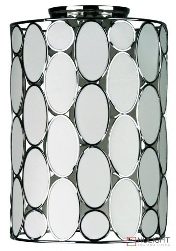 Sarba Diy White Acrylic - Chrome ORI
