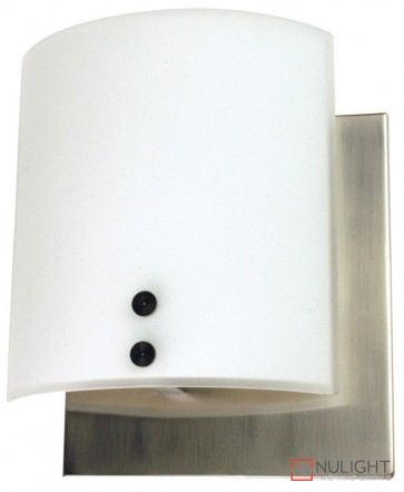 Axio Wall Lamp Frost - Brushed Chrome ORI