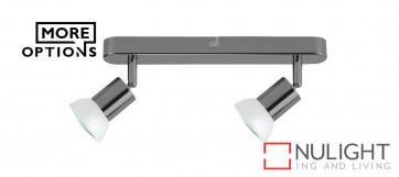 Pola 2 Light Dimmable 100 Watt Spotlight ORI