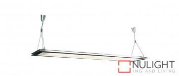 Twin T5 Fluorescent Suspended Pendant ORI