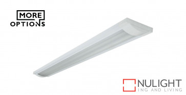 T5 Twin Slimline Fluorescent WAVE TWIN 28w White ORI