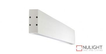 Slate.Led 45W Wall Light White ORI