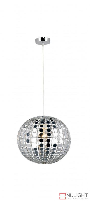 Glamorous Mirrored Ball Pendant ORI