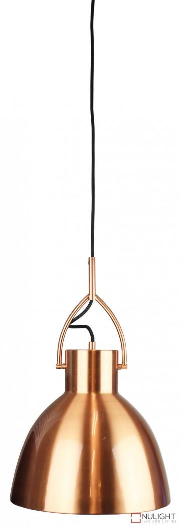 Perno.30 Brushed Copper Single Pendant ORI