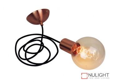 Pop.2 Single Suspension Copper - Black Cord ORI
