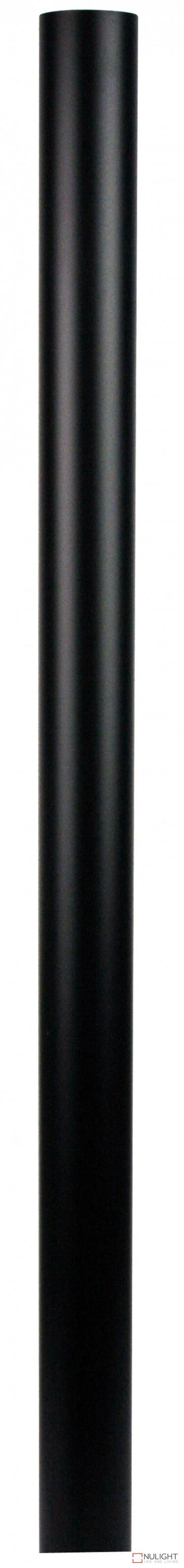 Plumb 60Mm Post Only H2400Mm Black ORI