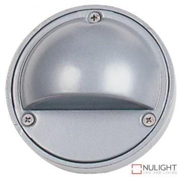 Luna Garden Step Light 12V Eye Silver ORI