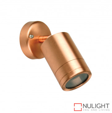 Accent Single Adjustable Spot Light Copper - 240V ORI