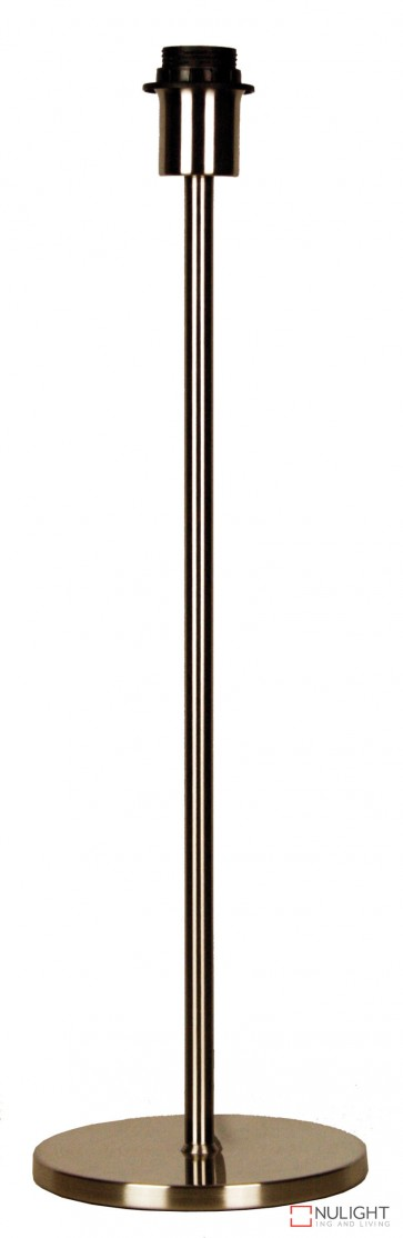 Spoke 50 Table Lamp Base Brushed Chr ORI