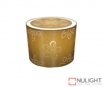 Patterned Drum Shade ORI