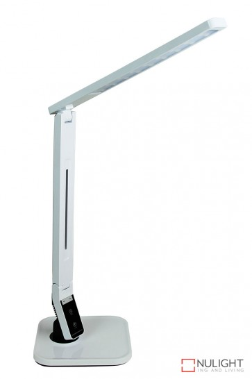 Freddo Led Desk Lamp White ORI