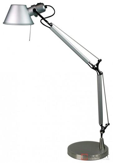 Forma Adjustable Desk Lamp Silver ORI