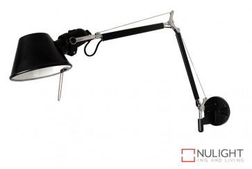 Forma Adjustable Wall Lamp Black ORI