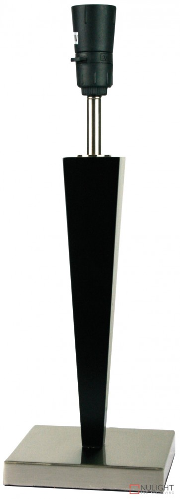 Ralph 4 Square Taper Lamp Base Bch-Timber ORI