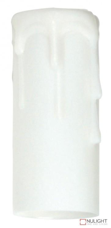 Candle Drip Cover White ORI