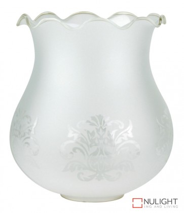 Repl. Etched Frost Glass Olrg-301 ORI