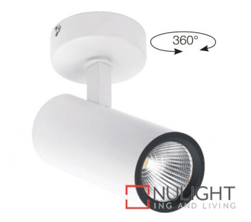 Spot Led 14W Single White ASU