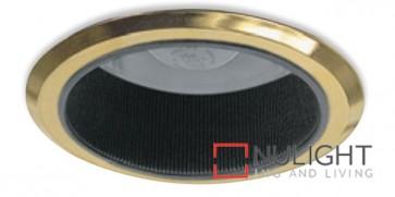 Down Light Sd125-Gd Ring Black Baffle ASU
